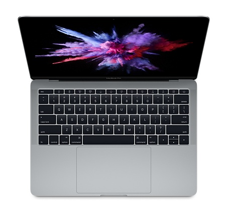 MacBook Pro zonder Touch Bar