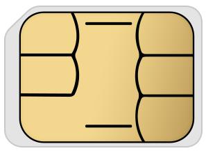 staat whatsapp op je simkaart