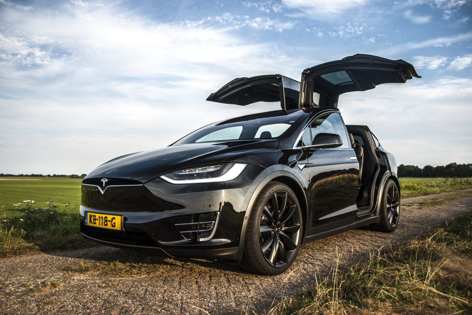 Tesla Model X Een Coole Maar Zware Auto Review Icreate