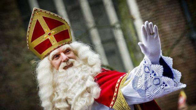 Sinterklaas intocht 2016