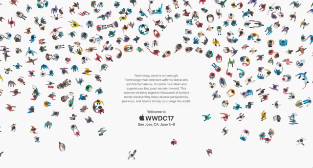 WWDC 2017 uitnodiging
