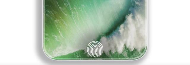 iPhone 8: nieuwe thuisknop