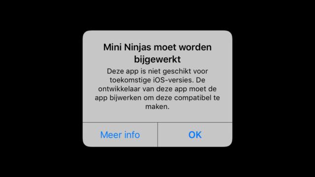Melding 32-bit app