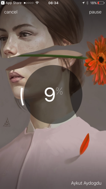 WeTransfer uploaden