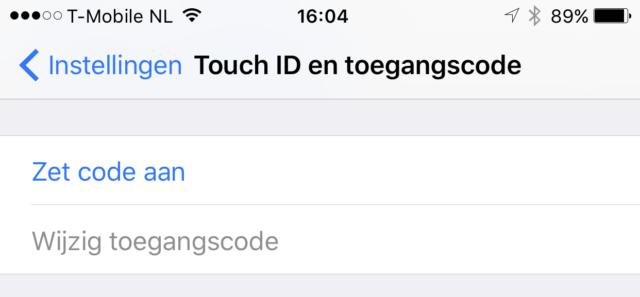 wachtwoord apple id vergeten