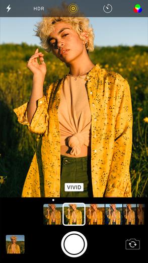 iOS 11 Foto's