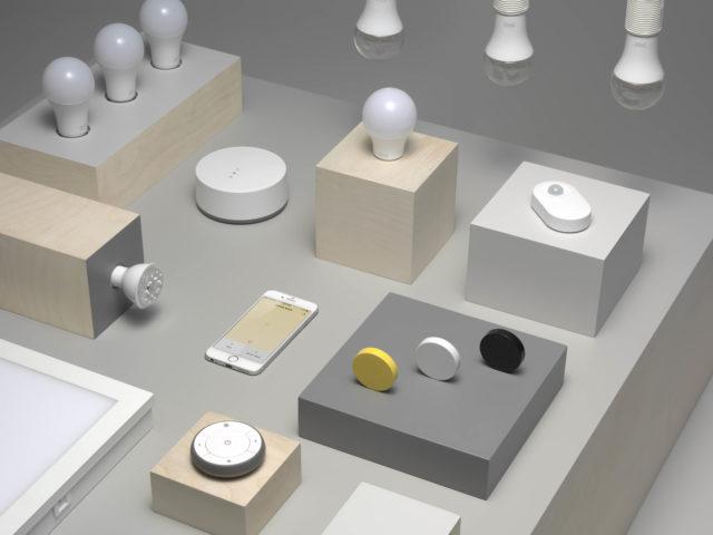 Wonderbaar Slimme IKEA-lamp straks te bedienen met Woning-app - iCreate MU-62