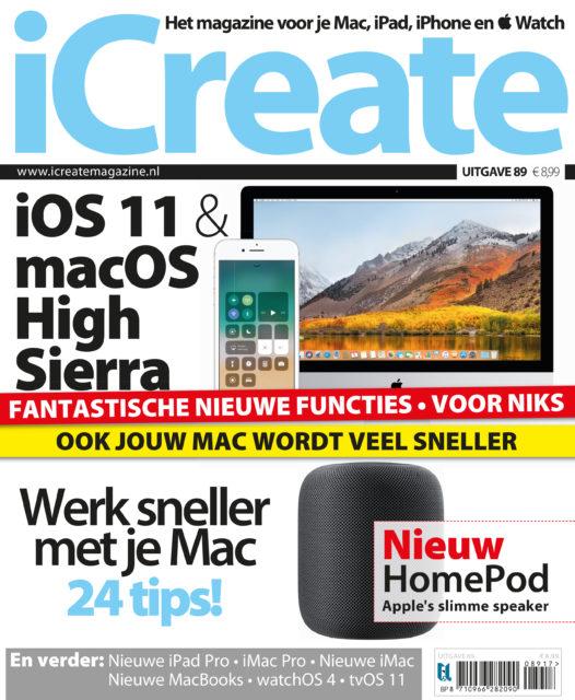 iCreate 89
