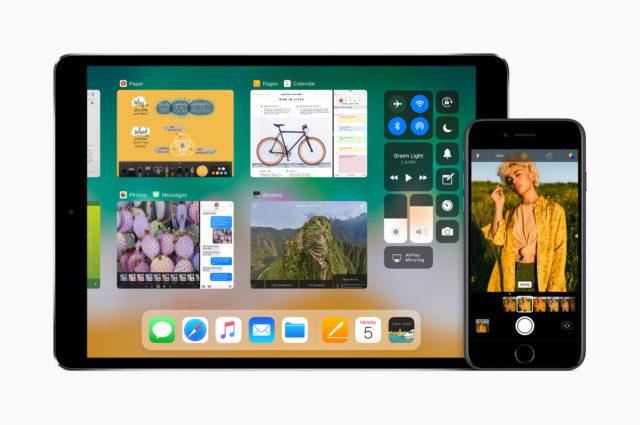 iOS 11.1 bèta ontwikkelaars