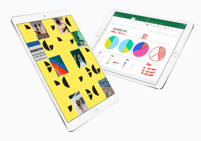 10,5 inch iPad Pro