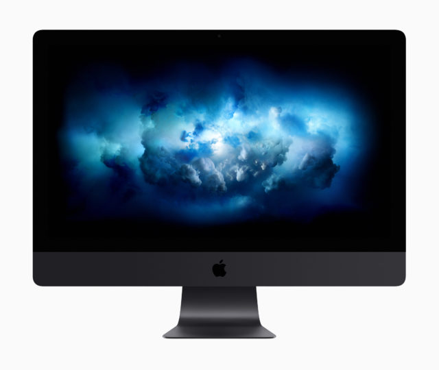 iMac Pro verkrijgbaar
