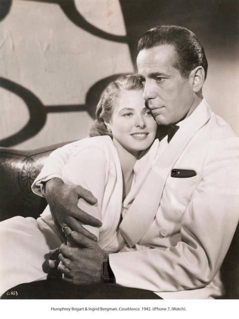 Humphrey Bogart Ingrid Bergman