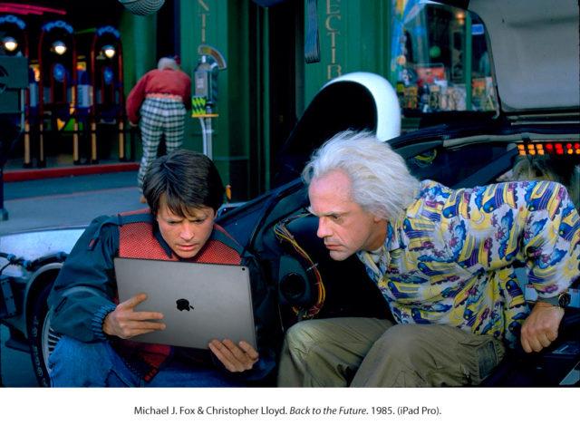 iPad back to the future