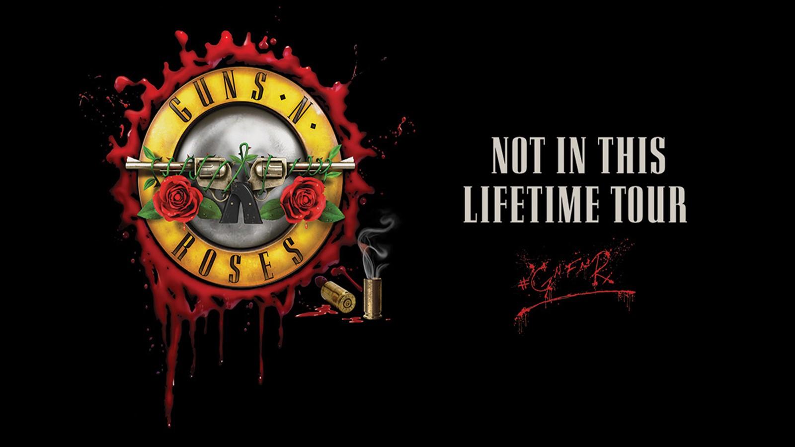 Guns N Roses Nightrain