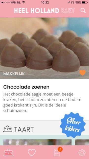Heel Holland Bakt app1