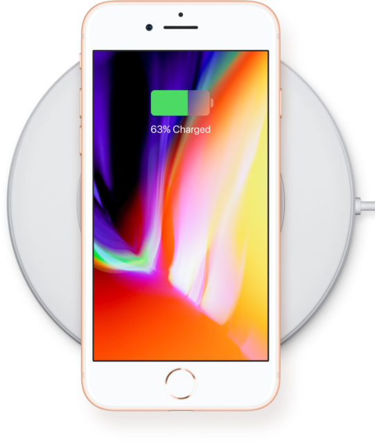 AirPower iPhone 8