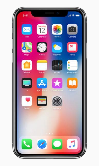iPhone X - 7