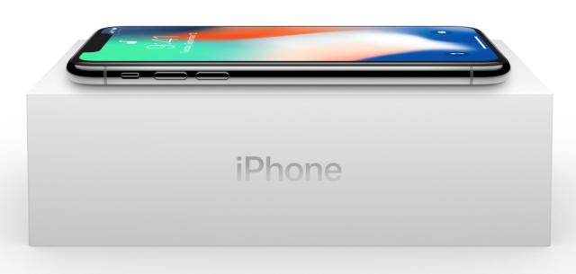 iPhone X verpakking