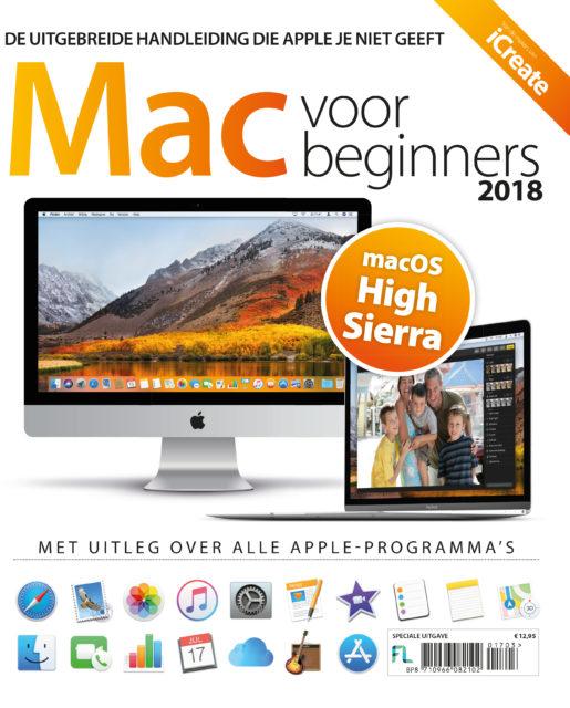 Mac voor beginners High Sierra