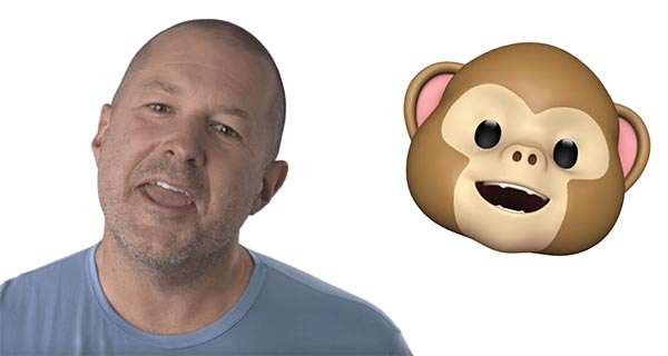 Jony Ive Animoji