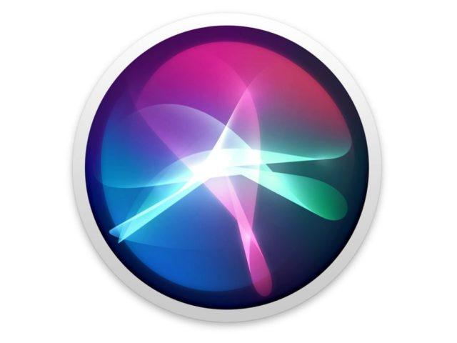 Siri icoon