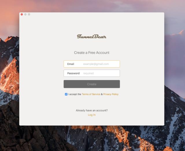 VPN Mac instellen