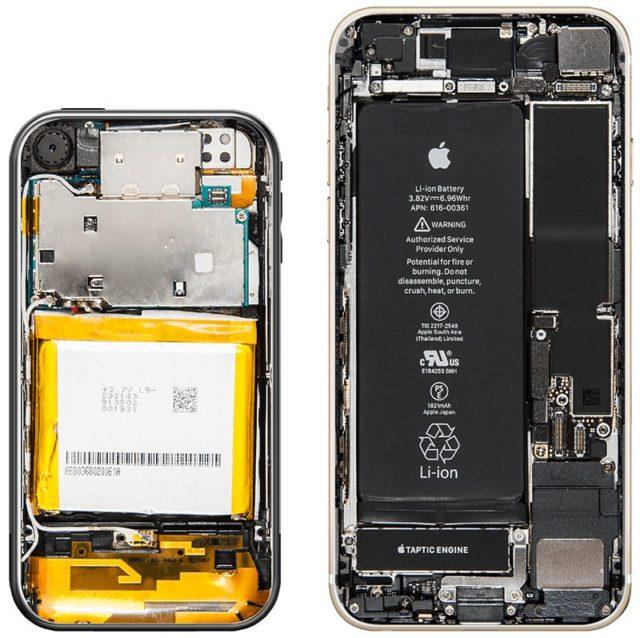 iPhone schermreparatie bug