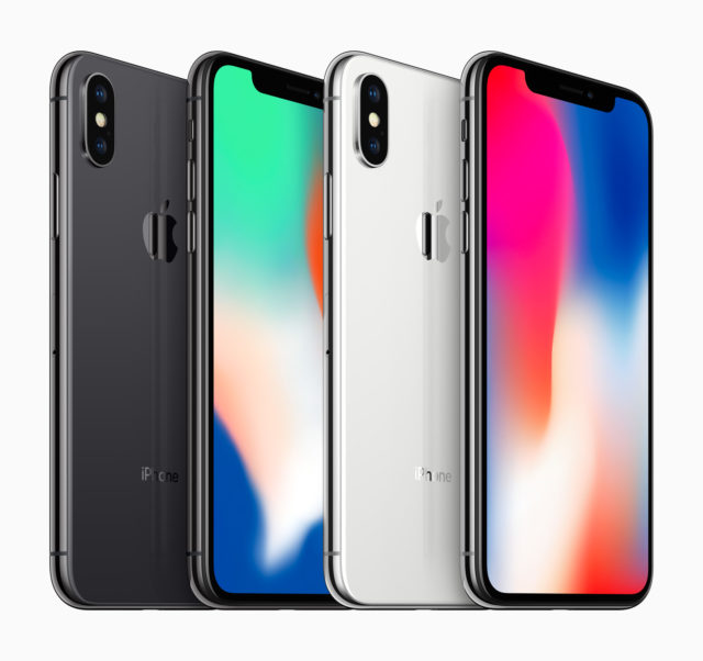 iPhone X reviews