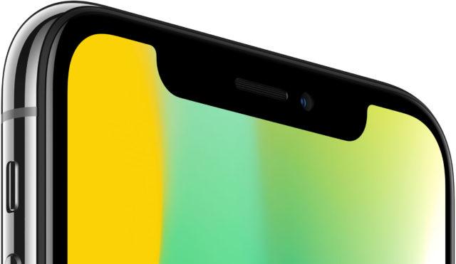 TrueDepth iPhone X 3D-technologie van Apple