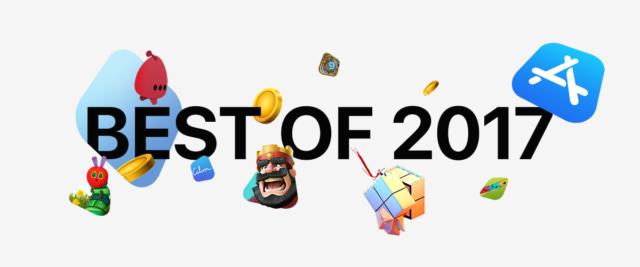 Apple best of 2017