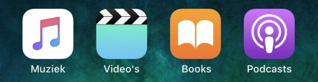 iTunes vervangen