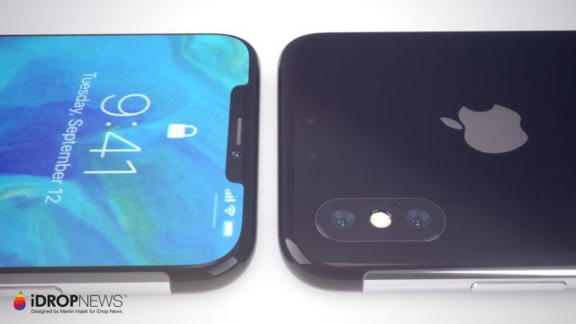 iPhone XI-concept camera