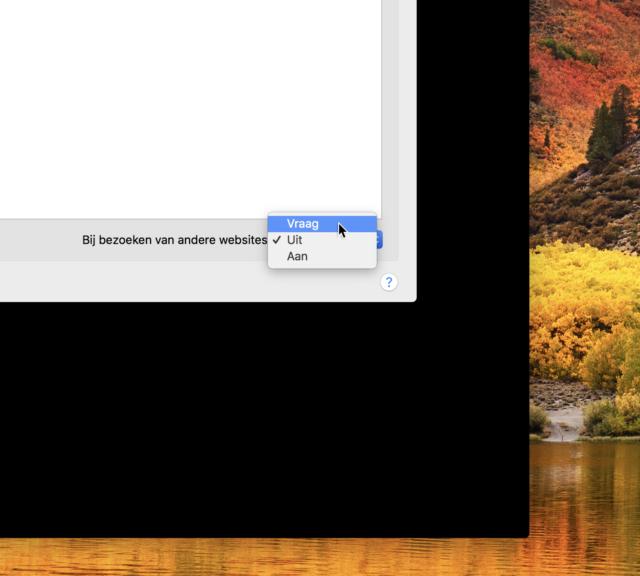Flash player Mac inschakelen