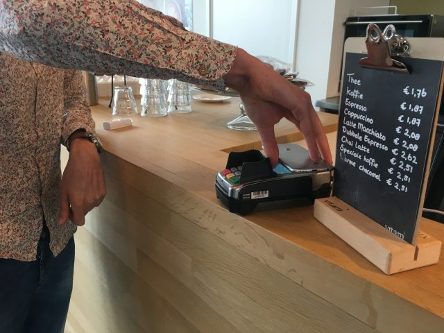 Apple Pay in Nederland
