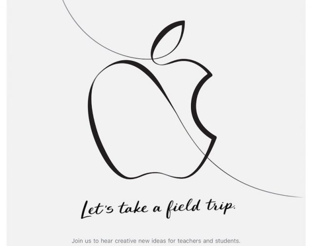 Apple Event 27 maart