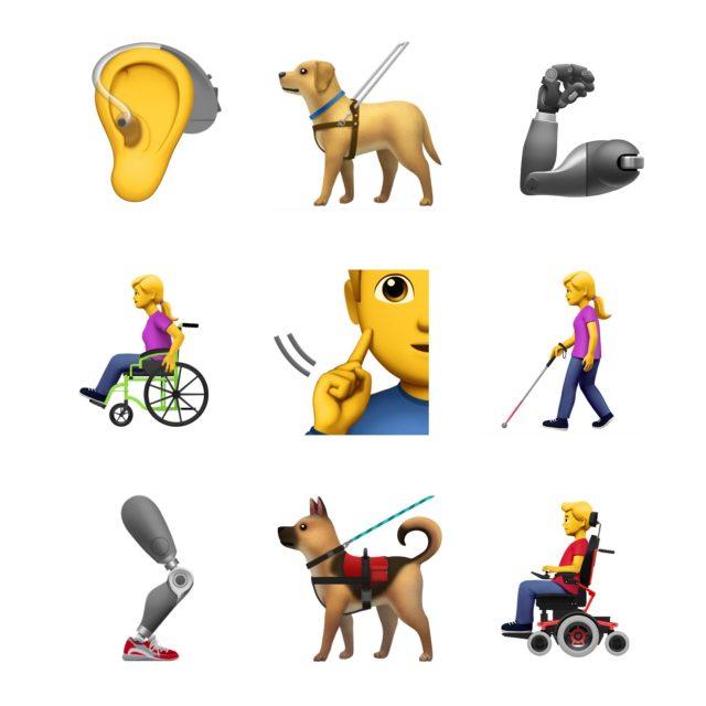 emoji handicap