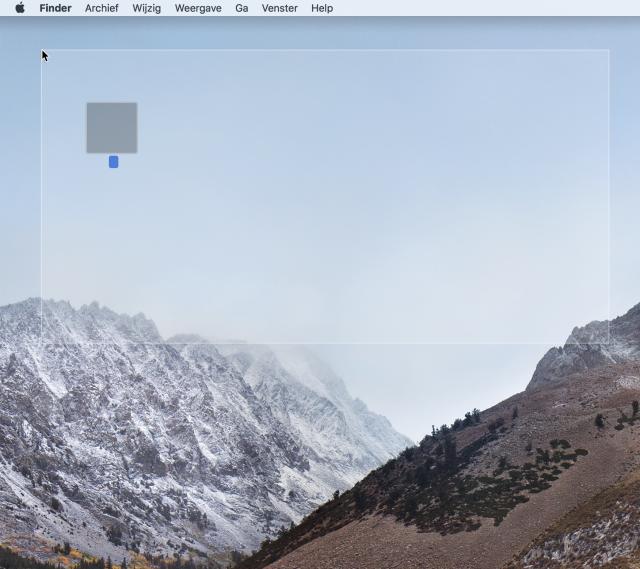 geheime map Mac