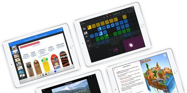 iPad 2018 educatie