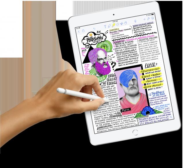 Nieuwe iPad 2018