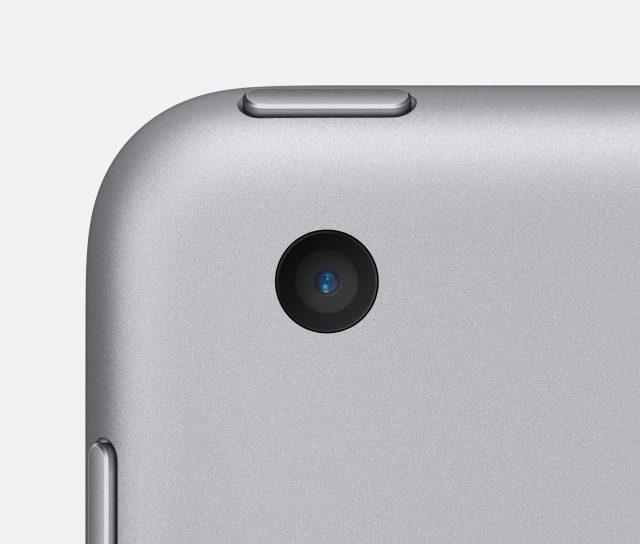 iPad 2018 camera
