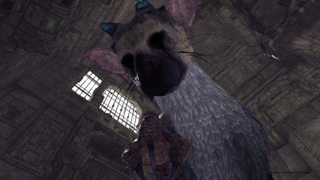 PlayStation VR Last Guardian