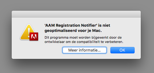 32-bit apps macOS melding
