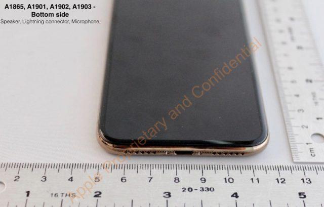 Gouden iPhone X