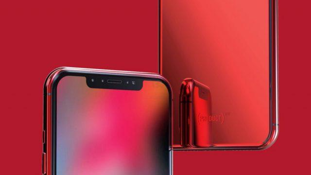 Rode iPhone X Plus concept