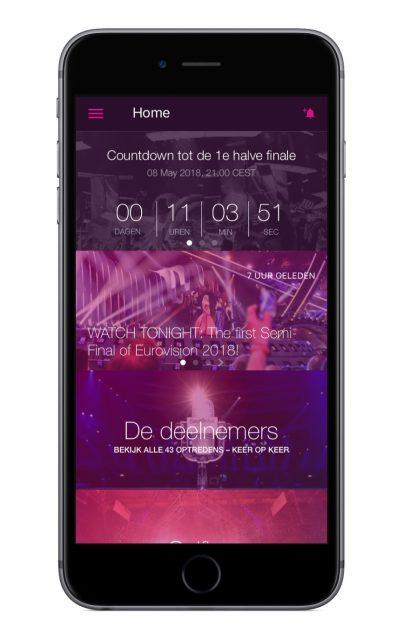 Eurovisie Songfestival 2018