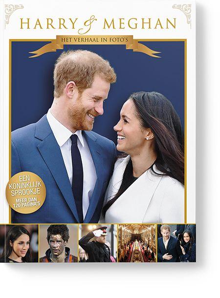 Harry en Meghan verhaal in foto's