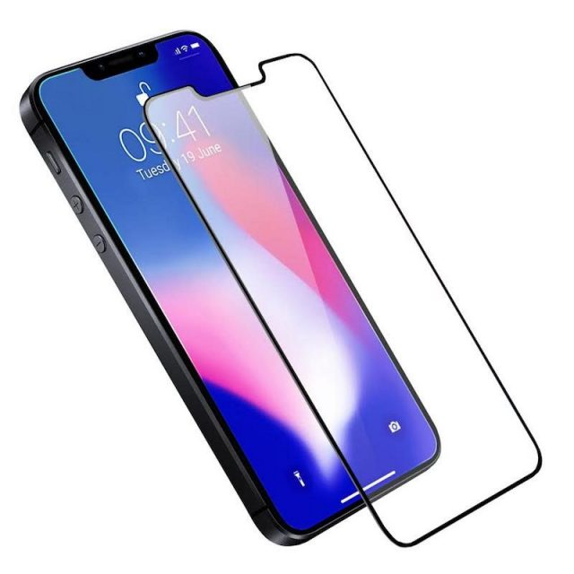 iPhone SE 2 concept screenprotector