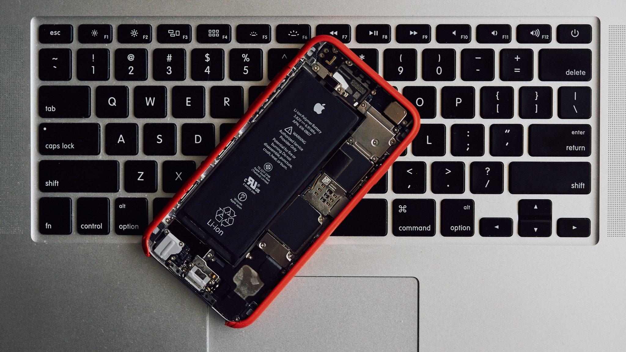 Kan Je Van Een Iphone 5s De Batterij Vervangen