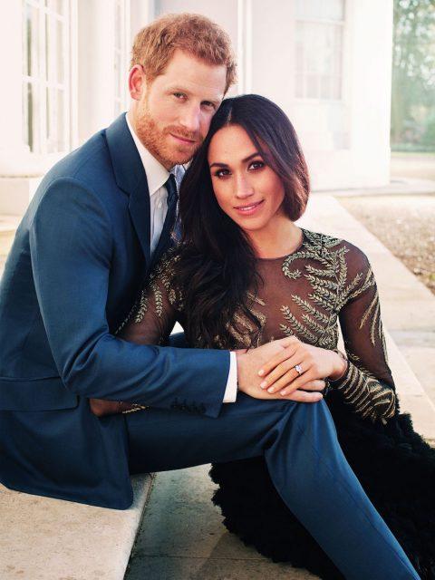 Huwelijk Harry en Meghan op TV