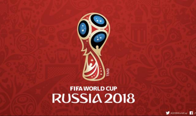 WK voetbal 2018 Rusland